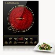 荣事达 DTL21B 无辐射健康火智能烹饪远红外炉黑晶电陶炉