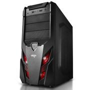 爱国者 黑暗骑士T8游戏中塔机箱黑红色(背部走线/USB3.0)