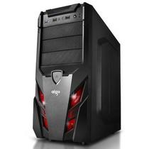 爱国者 黑暗骑士T8游戏中塔机箱黑红色(背部走线/USB3.0)产品图片主图