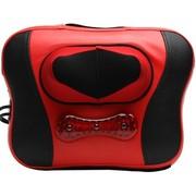 乐尔康 乐尔康LEK-618A-1颈椎按摩器颈部腰部肩部按摩仪 按摩枕头电动 家用 红黑