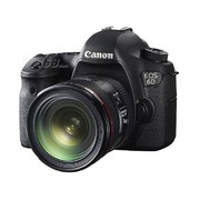 佳能 EOS 6D 单反套机(EF 24-70mm f/4L IS USM 镜头)