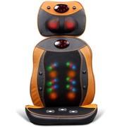 佳仁 JR-666-2G开背按摩垫 按摩器颈部腰部肩部按摩椅垫按摩靠垫