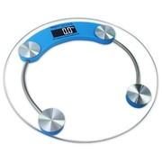 艾斯凯 电子称 健康秤 精准体重秤夜光秤人体秤电子秤体重计 蓝色