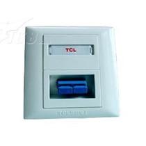 TCL 86型双口SC光纤盒(含适配器、不含底盒)PF5122产品图片主图