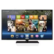 海信 LED50EC310JD 50英寸窄边网络智能LED电视(黑色)