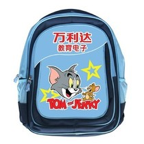 万利达 猫和老鼠书包 学前生 小学生专用产品图片主图