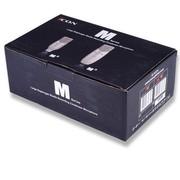 艾肯 艾肯(iCON) M3 大振膜电容麦克风 网络K歌 录音棚专用 三种指向可调
