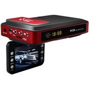 速霸路 台湾HD-953 安全预警行车记录仪一体机 电子狗 固定流动预警 送16G高速卡 HD-953