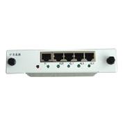 TCL 家庭信息箱1进4出集线器模块PB6042-H
