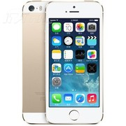 苹果 iPhone5s 16G电信3G合约机(金色)0元购