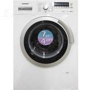 西门子 SIEMENS XQG70-12H360(WD12H360TI)7公斤全自动滚筒洗衣机(白色)