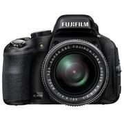 富士 FinePix HS50EXR 数码相机 黑色(1600万像素 3.0英寸翻转屏 42倍光学变焦 24mm广角)