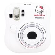 富士 instax mini25相机 Kitty限量版(白色)