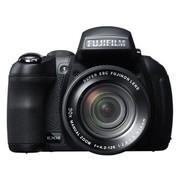 富士 HS35EXR 数码相机 黑色(1600万像素 3.0英寸翻折屏 30倍光学变焦 24mm广角 1CM超微距)