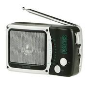德生 / R-208 收音机 调频/调幅收音机 小型台式老人收音机