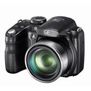 GE X600 数码相机 黑色 (1440万像素26倍光变 高感CMOS 26mm广角1080P全高清)