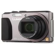 松下 DMC-ZS30GK-S 数码相机 银色 (1810万像素 3.0英寸液晶屏 20倍光学变焦 24mm广角)
