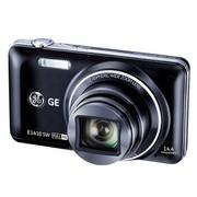 GE E1410SW 数码相机 黑色(1440万像素 10倍光变 高感CMOS 28mm广角 1080P全高清)