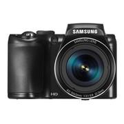 三星 WB110 数码相机 黑色 (2020万像素 3.0英寸液晶屏 26倍光学变焦 22.3mm广角 内置8G卡)