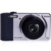 柯达 FZ151  数码相机 银色(1615万像素 3英寸屏 15光学变焦 24mm广角 720P高清拍摄)