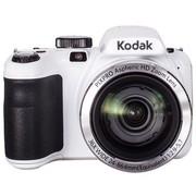 柯达 AZ361 数码相机 白色(1615万像素CCD传感器 3英寸屏 36倍光学变焦 24mm广角 高清摄像)