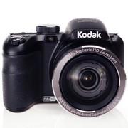 柯达 AZ362 数码相机 黑色(1638万像素CMOS传感器 3英寸屏 36倍光学变焦24mm广角)