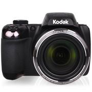 柯达 AZ501 数码相机 黑色(1615万像素CCD传感器 3英寸屏 50倍光学变焦 24mm广角 高清摄像)