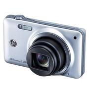 GE E1680W 数码相机 银色(1600万像素 3.0英寸液晶屏 8倍光学变焦 28mm广角)