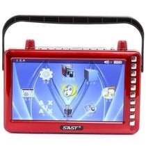 先科 SAST-T71 看戏机 插卡音箱 迷你音响产品图片主图