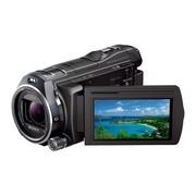 索尼 HDR-PJ820E 投影高清数码摄像机 黑色(614万像素 3英寸屏 12倍光学变焦 WiFi/NFC 64G内存)