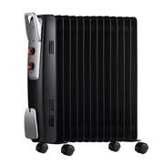 艾美特 取暖器 油汀HU1312-W 13片宽片 电暖器 家用电暖气炉