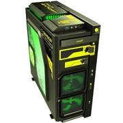 游戏悍将 特工5军装 中塔机箱 (USB3.0/0.7MM板材)
