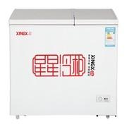 星星 BCD-158JDE 158升 大冷冻小冷藏双温节能冷柜