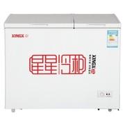 星星 BCD-208JDE 208升 大冷冻小冷藏双温节能冷柜