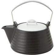 赛美特 THERMATEC耐高温IH养生壶茶壶陶瓷壶花茶壶煮茶壶烧水壶1.5L黑色