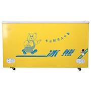 冰熊 SC/SD X2-328 328升冷藏冷冻双温双控冷柜