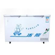 冰熊 BD/BC-468 468升冷藏冷冻转换柜 冰柜 冷柜卧式