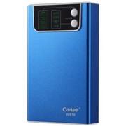 卡格尔(Cager) WF30-6 3G路由/WIFI无线路由/中继器/云存储/大容量 15600毫安 移动电源双USB蓝色