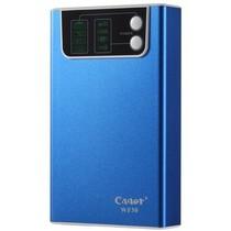 卡格尔(Cager) WF30-6 3G路由/WIFI无线路由/中继器/云存储/大容量 15600毫安 移动电源双USB蓝色产品图片主图