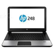 惠普 248 G1 14英寸(i5-4200U/4G/750G/HD8670M/DOS/黑色)