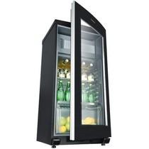 海尔 LC-120K 卡萨帝 120升 冰吧(黑色)产品图片主图