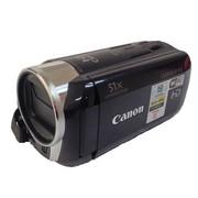 佳能 LEGRIA HF R36 双闪存数码摄像机 黑色(328万像素 32倍光学变焦 闪存式 3.0英寸触摸屏)
