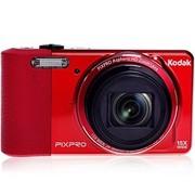 柯达 FZ151  数码相机 红色(1615万像素 3英寸屏 15光学变焦 24mm广角 720P高清拍摄)