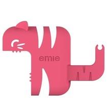 emie 超萌猫咪 创意苹果充电头保护套手机支架 粉色产品图片主图