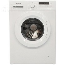 西门子 (SIEMENS) XQG52-08X2M0 (WM08X2M0TI)5.2公斤全自动滚筒洗衣机(白色)产品图片主图