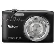 尼康 S2800 数码相机 黑色(2005万像素 2.7英寸液晶屏 5倍光学变焦)