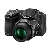 尼康 L830 数码相机 黑色(1605万像素 3英寸液晶屏 34倍光学变焦)