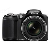 尼康 L330 数码相机 黑色(2016万像素 3英寸液晶屏 26倍光学变焦)