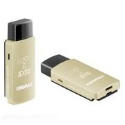 胜创 KOTGR-01 小K多功能MicroSD读卡器 智能手机OTG 插卡式U盘 金属材质土豪金(香槟金色)
