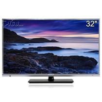 康佳 LED32E330CE 32英寸高清LED液晶电视(银色)产品图片主图